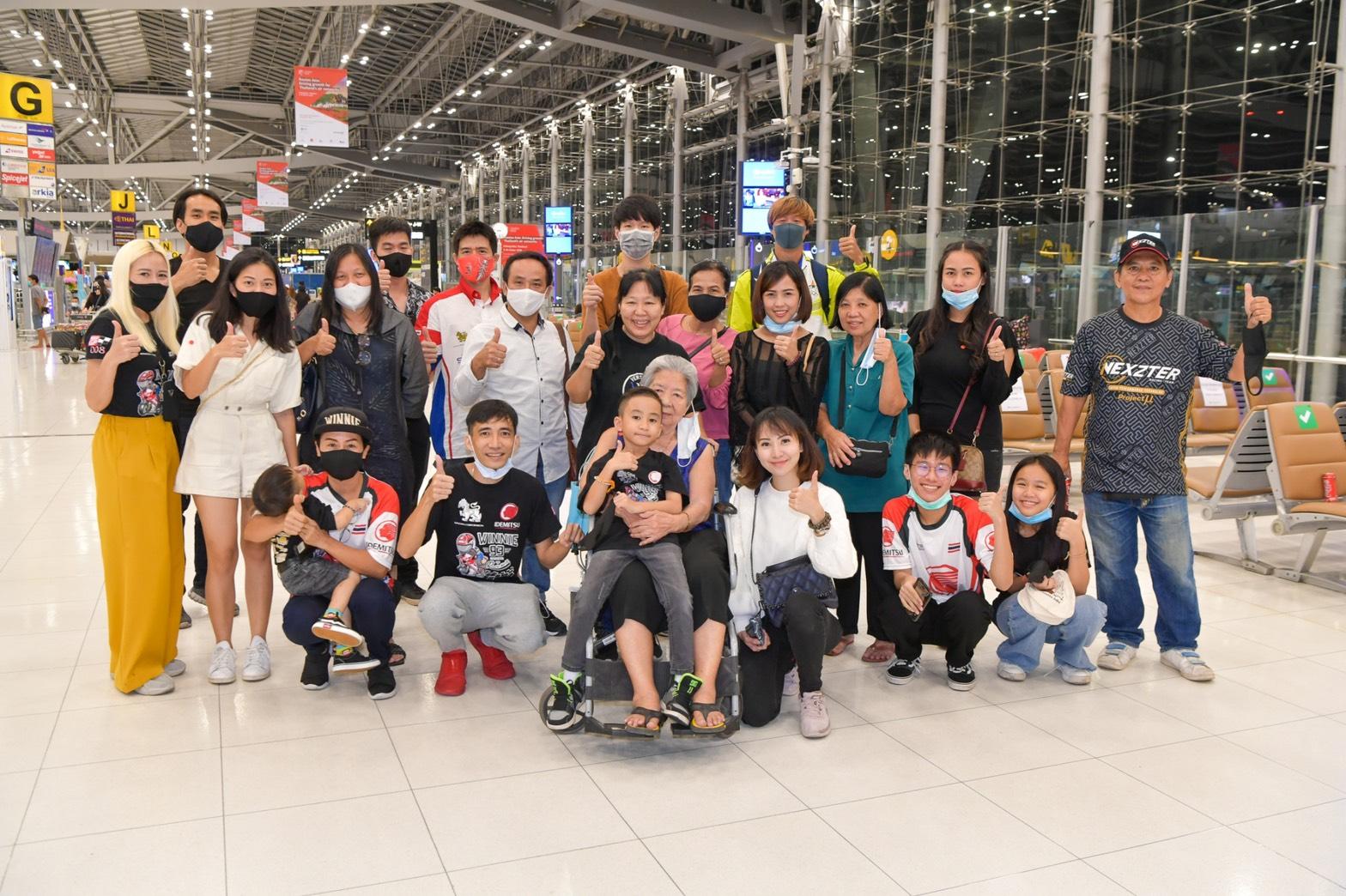ส่งใจเชียร์น้องวินนี่กับโอกาสสัมผัสประสบการณ์ระดับโลกของเยาวชนไทย